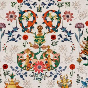 Behang Transylvania uit de Hippie Spirit-collectie van Mind The Gap