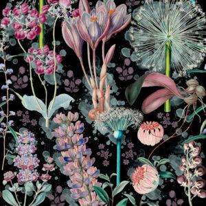 Behang Garden of Eden uit de Florilegium-collectie van Mind The Gap