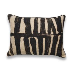 kussen Zebra Zebra van Élitis