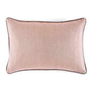 kussen Waves Sweet pink van Élitis