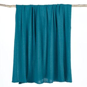 plaid Indiana Turquoise van Élitis
