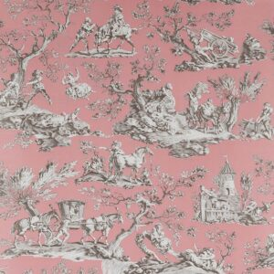 Behang La Musardiere uit de Balangan Wallpapers-collectie van Manuel Canovas