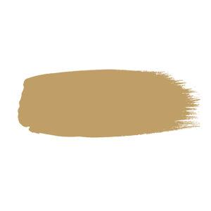 Little Greene verf kwaststreek van kleur Bassoon (336)