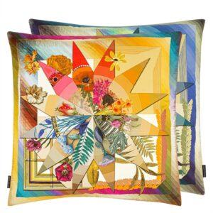 kussen Botanic Rainbow Multicolore van Christian Lacroix