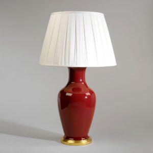 Lamp Hualan Vase uit de -collectie van Vaughan