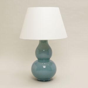 Lamp Avebury Table Lamp (Duck Egg) uit de -collectie van Vaughan