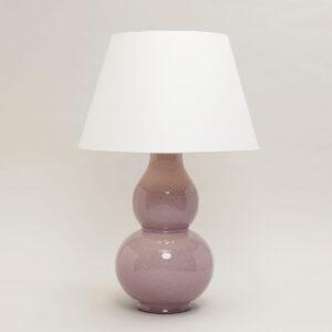 Lamp Avebury Table Lamp (Dusky Rose) uit de -collectie van Vaughan
