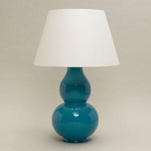 Lamp Avebury Table Lamp (Aegean) uit de -collectie van Vaughan