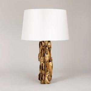 Lamp Montana Sculptural Table Lamp uit de -collectie van Vaughan
