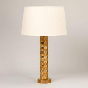 Lamp Heidelberg Octagonal Table Lamp uit de -collectie van Vaughan
