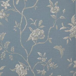 Behang Swedish Tree uit de Jardine Florals-collectie van Colefax & Fowler