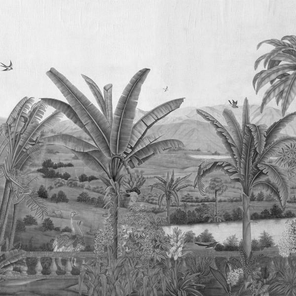Behang D-Dream uit de Scenic Decor-collectie van IKSEL