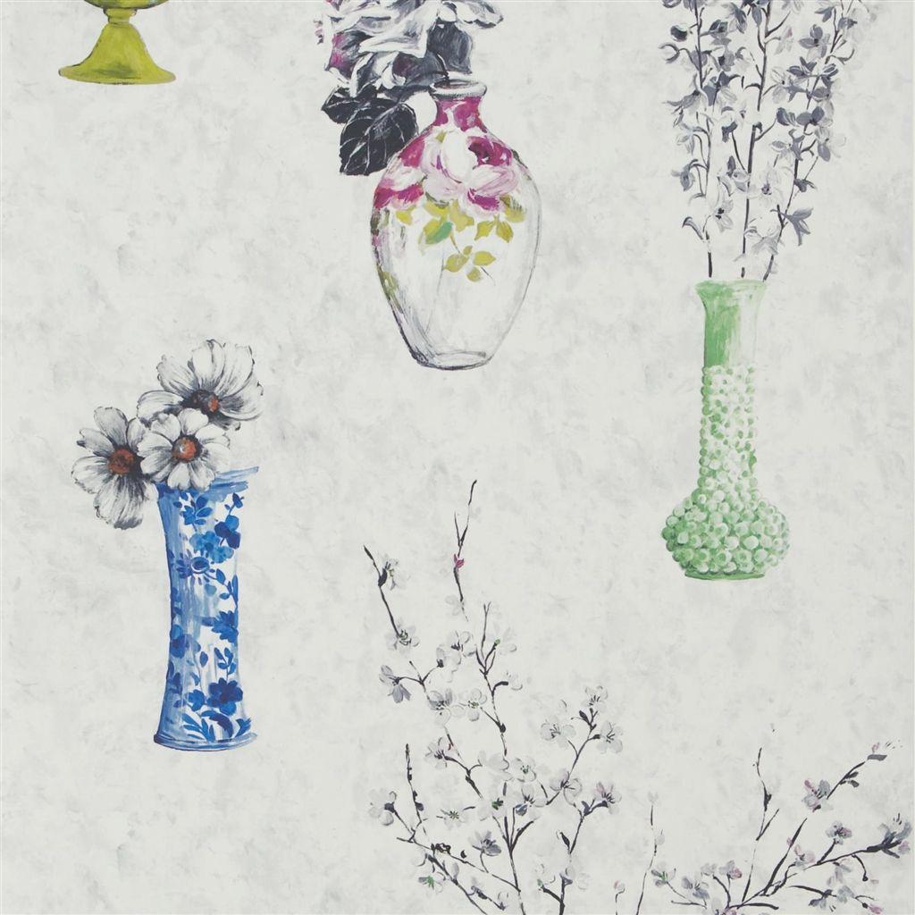 Behang Celeste uit de Contarini Wallpaper-collectie van Designers Guild