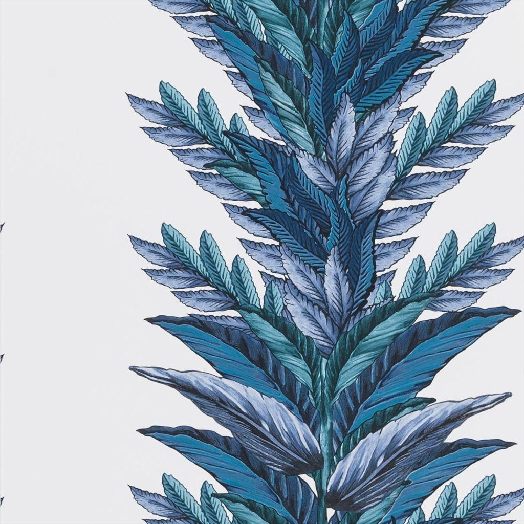 Behang Groussay uit de Au Theatre Ce Soir Wallpaper-collectie van Christian Lacroix